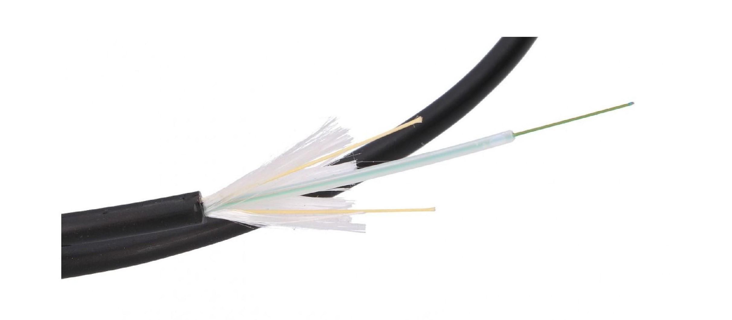 Fiber optics cable SM 4FO 9 125 G.652D 0,5KN