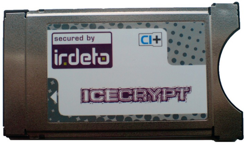 CAM Module Irdeto CI+