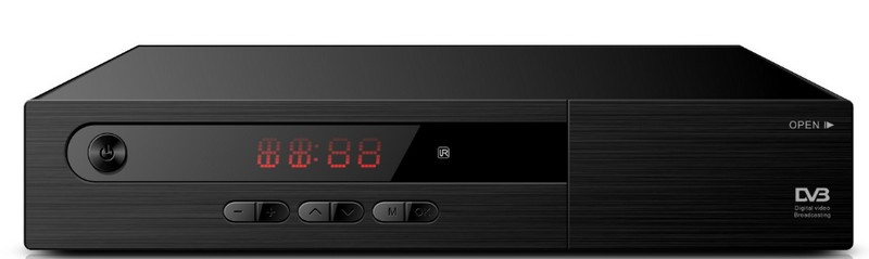 Digitalbox 8100 LA HD FTA με χειριστηριο learning