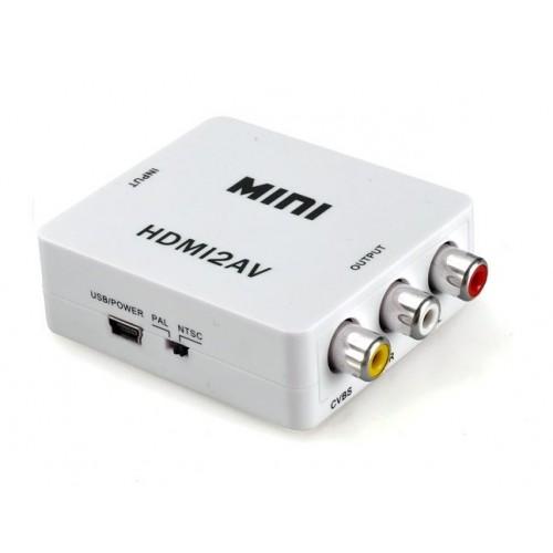 HDMI TO AV CONVERTER(TV)