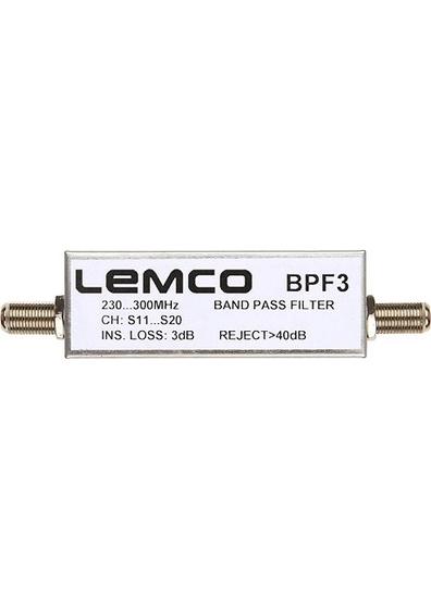 LEMCO BPF3 / Band pass filter