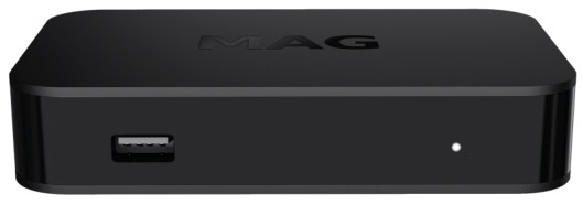 MAG 420 Micro IPTV Box