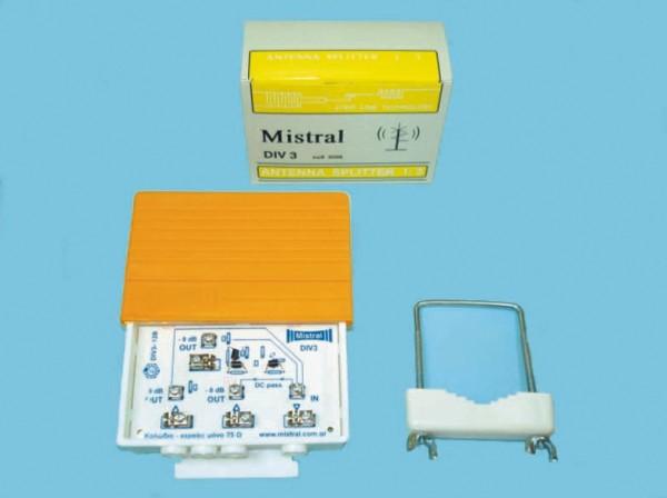 Splitter 1-3 Ιστού εξωτερικός DIV3 MISTRAL