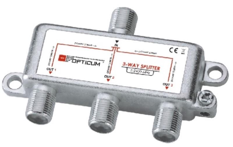 Splitter Opticum HQ 1-3