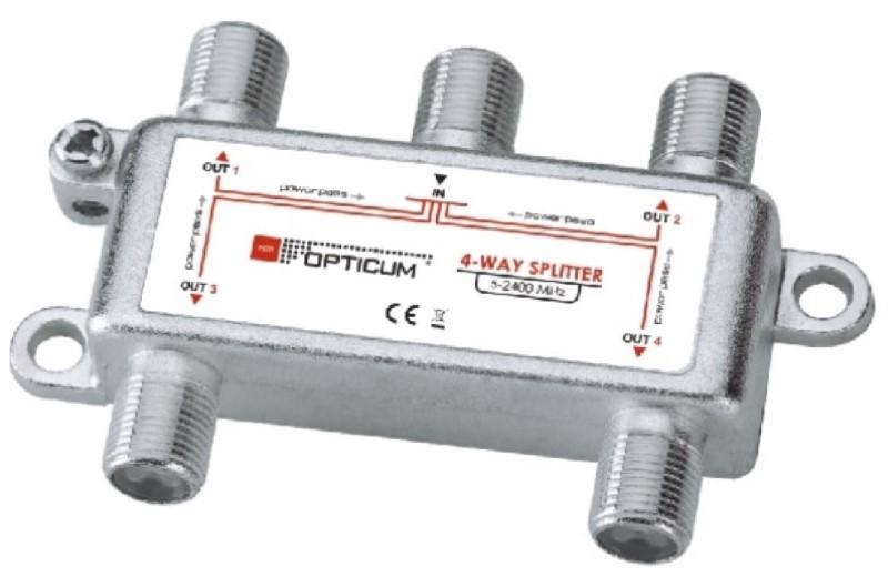 Splitter Opticum HQ 1-4