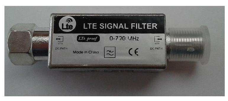 ΦΙΛΤΡΟ LTE 4G (0-790 MHz)