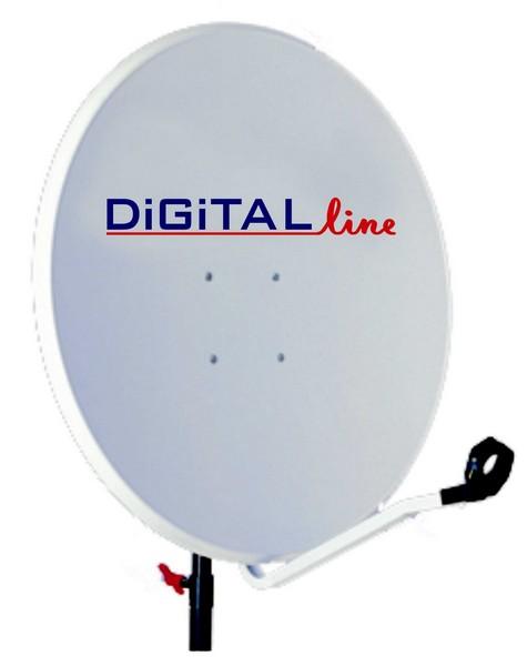 Κάτοπτρο Digital Line 80 εκ. Big Mount