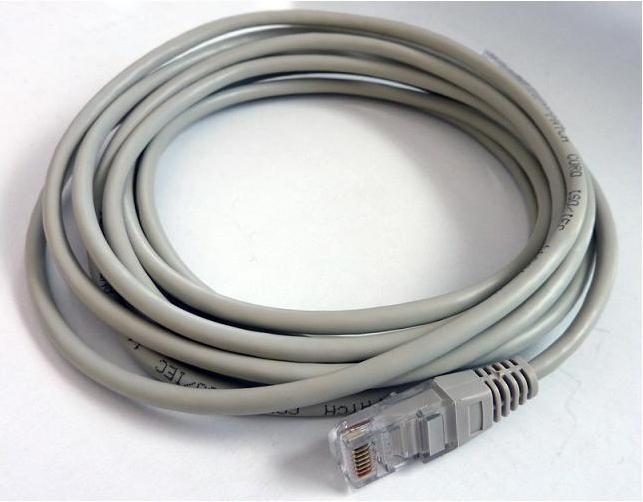 Καλώδιο δικτύου UTP PATCH 5e - 10 μέτρα