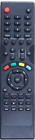 Τηλεχειριστήριο δορυφορικού δέκτη DigitalBox 8100
