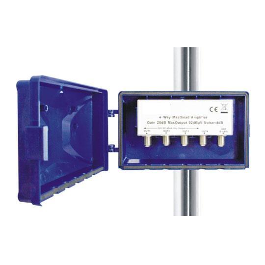 ΕΝΙΣΧΥΤΗΣ ΙΣΤΟΥ Digital Line QREG-350