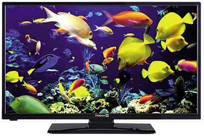Ξενοδοχειακή Τηλεόραση 32 DigiQuest DGQ32169 HEVC T2 S2