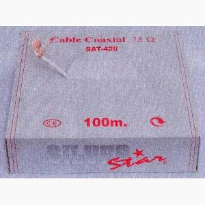 Ομοαξονικο Καλώδιο CTV-420 - 100% Χαλκός