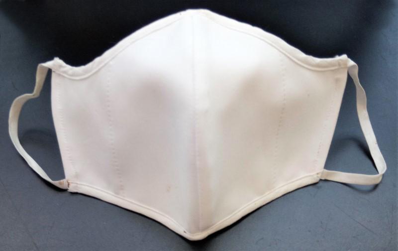 Μάσκα προσώπου υφασμάτινη 3D