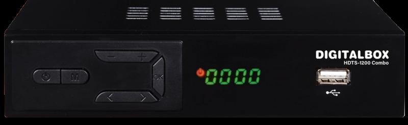 DigitalBox HDTS-1200 Combo FTA