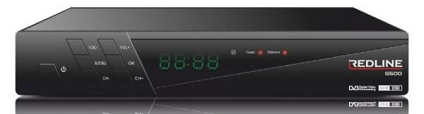 REDLINE G500 HD