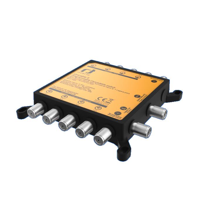 Πολυδιακόπτης Inverto Unicable II cascadable 1sat- 32 user+ter.