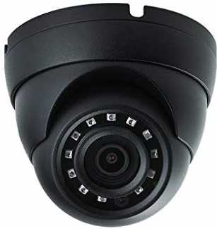 DAHUA HAC-HDW1200M-S4 2.8mm  black