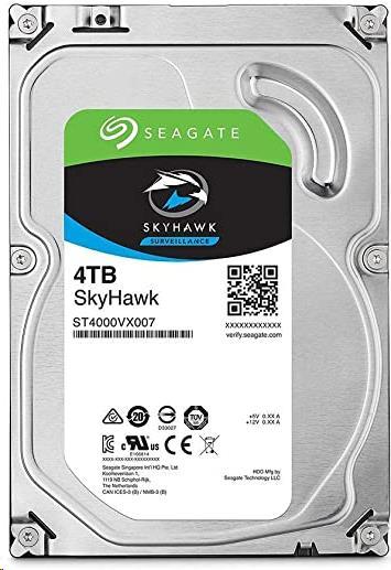 SEAGATE SKYHAWK - ST4000VX007 4TB