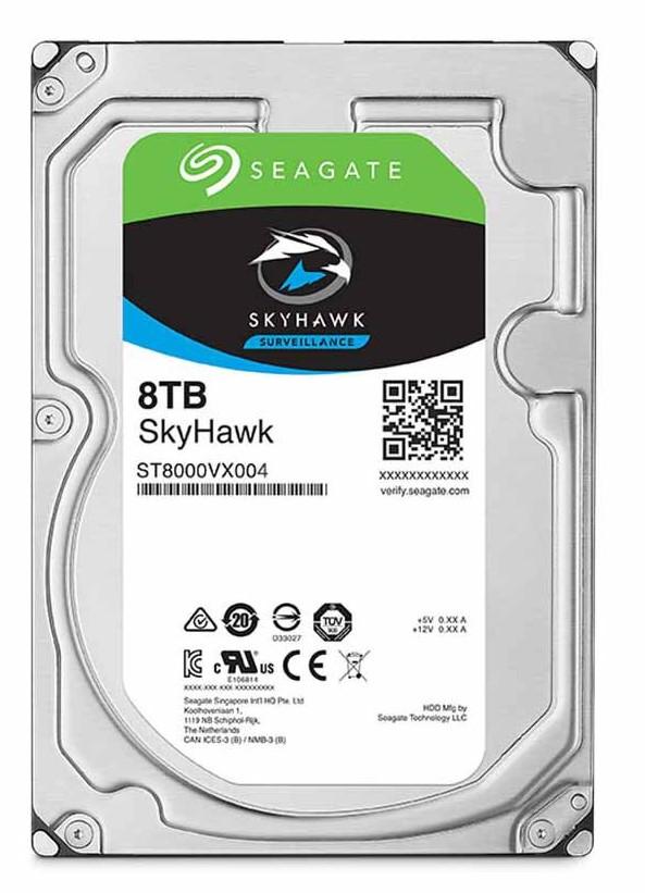 SEAGATE SKYHAWK - ST8000VX004  8TB