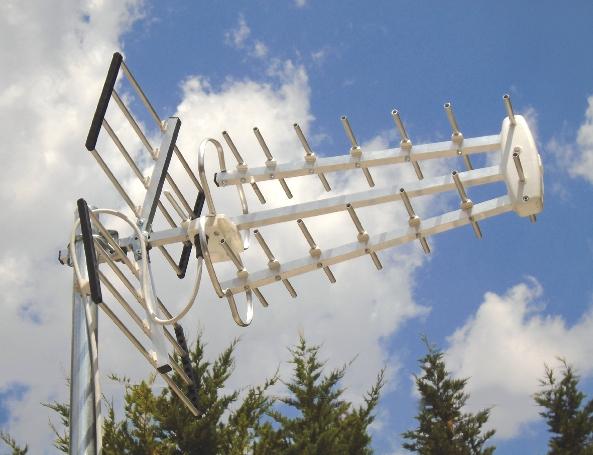 ΚΕΡΑΙΑ MISTRAL Special Triple Antenna